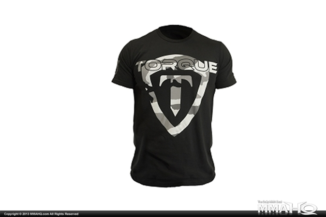 Torque Winter Camo Shield Shirt